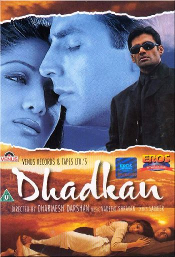 Dhadkan (2000) Hindi Movie Watch Online
