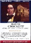 American Heroes: David Crockett (MP3)